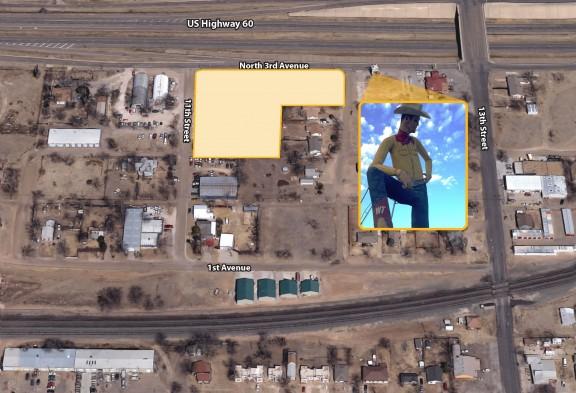 202 North 13th Street Site photo