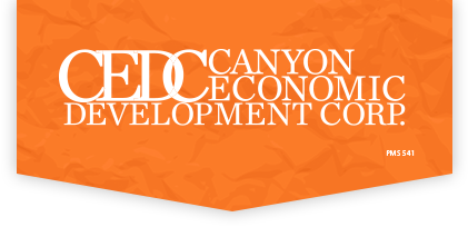 Canyon Economic Development Corp. logo
